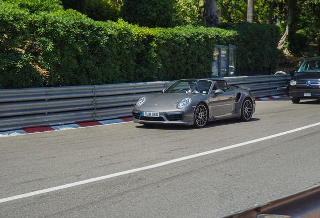 Porsche 991 Turbo S Cabriolet MkII