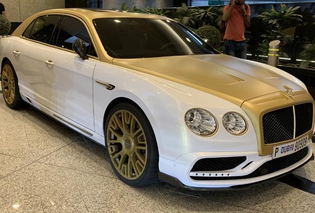 Bentley Mansory Flying Spur V8 S