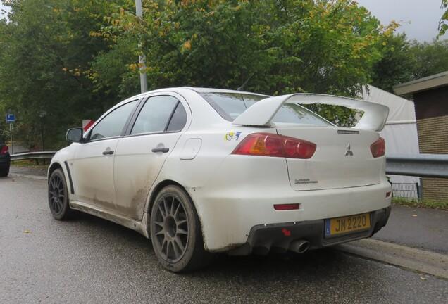 Mitsubishi Lancer Evolution X