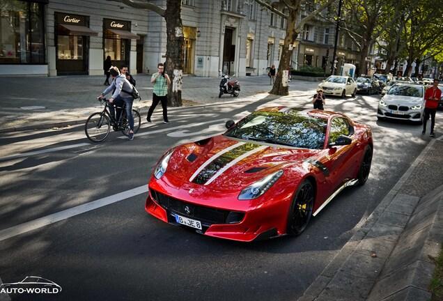 Ferrari F12tdf