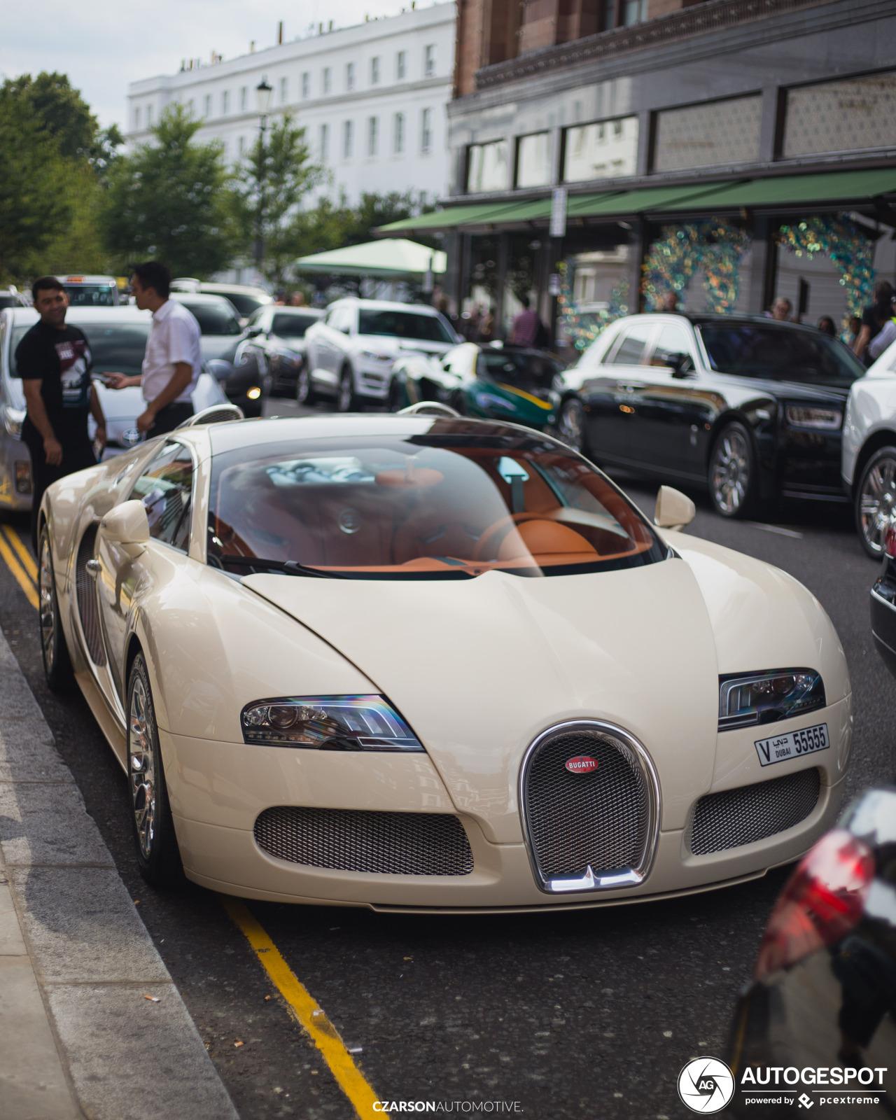 Bugatti Veyron 16 4: Bugatti Veyron 16.4 Grand Sport