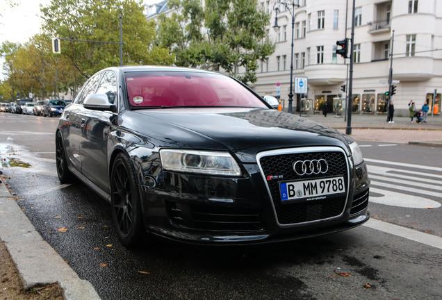 Audi RS6 Sedan C6