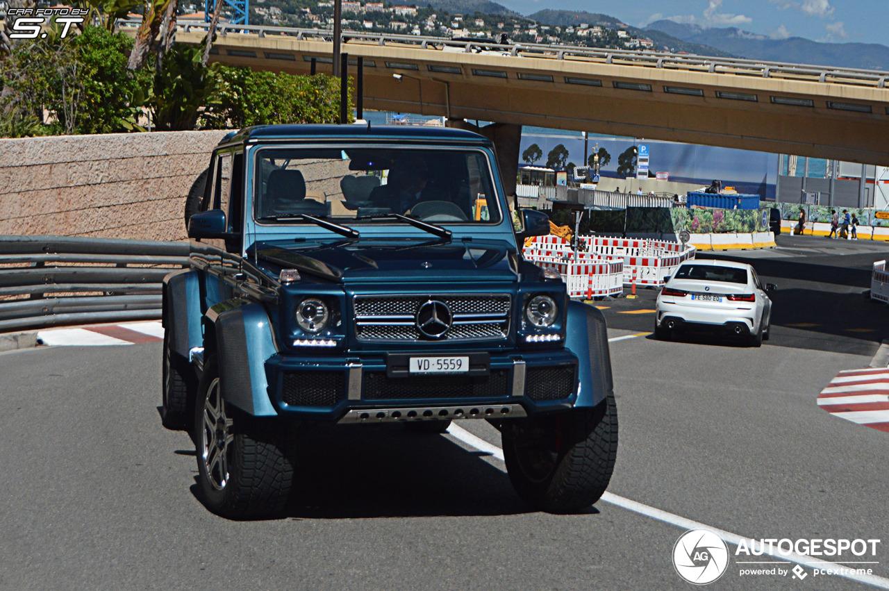 Mercedes-Maybach G 650 Landaulet W463 - 6 October 2019 - Autogespot