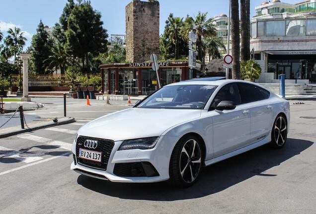 Audi RS7 Sportback 2015