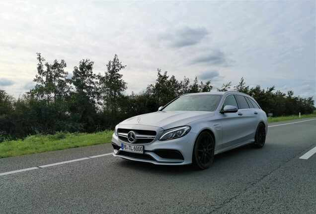 Mercedes-AMG C 63 Estate S205