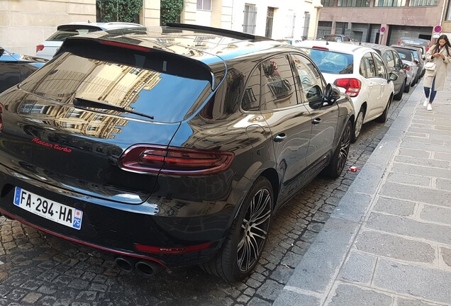 Porsche 95B Macan Turbo Exclusive Performance Edition