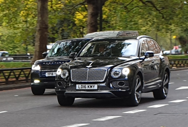 Bentley Bentayga First Edition