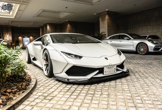 Lamborghini Huracán LP610-4 Liberty Walk LB Performance
