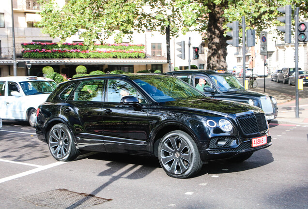 Bentley Bentayga V8 Design Series