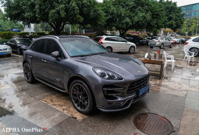 Porsche TechArt 95B Macan Turbo