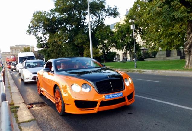 BentleyMansory Continental GT Speed Series 51