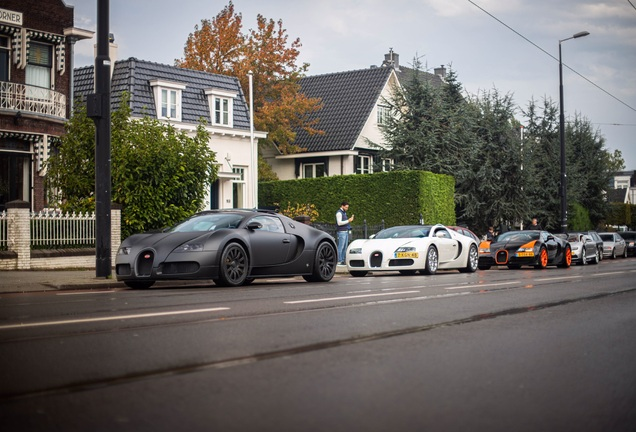 Bugatti Veyron 16.4 Grand Sport Vitesse World Record Car Edition