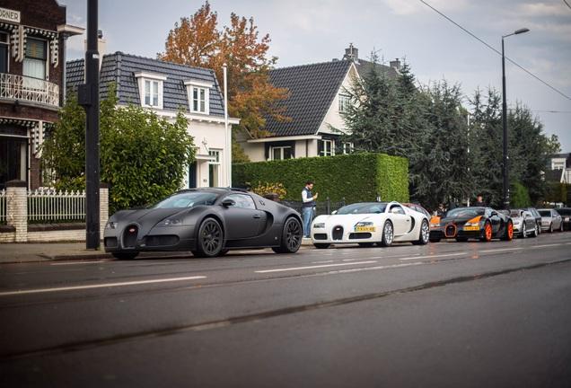 BugattiVeyron 16.4 Grand Sport Vitesse World Record Car Edition