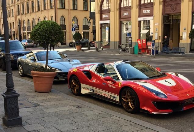 Ferrari488 Pista Spider