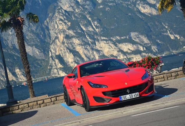 Ferrari Portofino Novitec Rosso