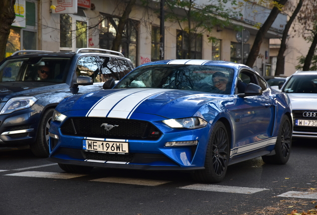 Ford Mustang Roush Stage 3 2018