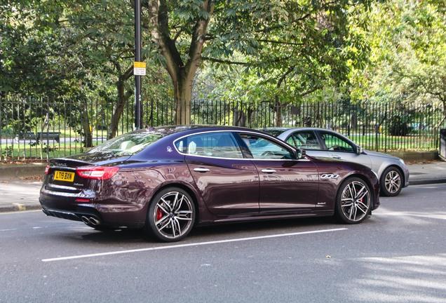 Maserati Quattroporte S GranSport 2018