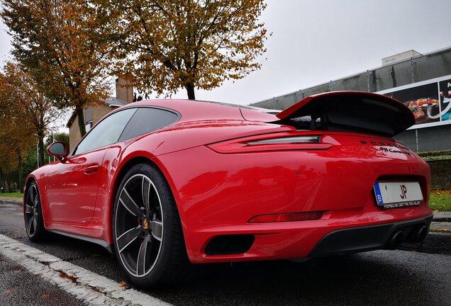 Porsche991 Carrera 4S MkII