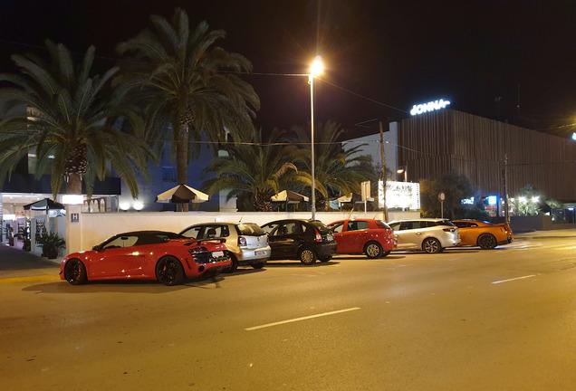AudiR8 GT Spyder
