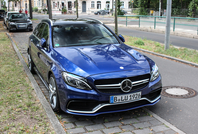 Mercedes-AMG C 63 S Estate S205