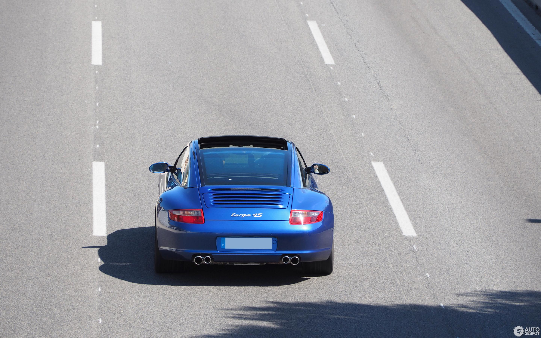 Porsche 997 Targa 4S MkI