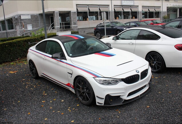 BMW M4 F82 Coupé DTM Champion Edition 2016