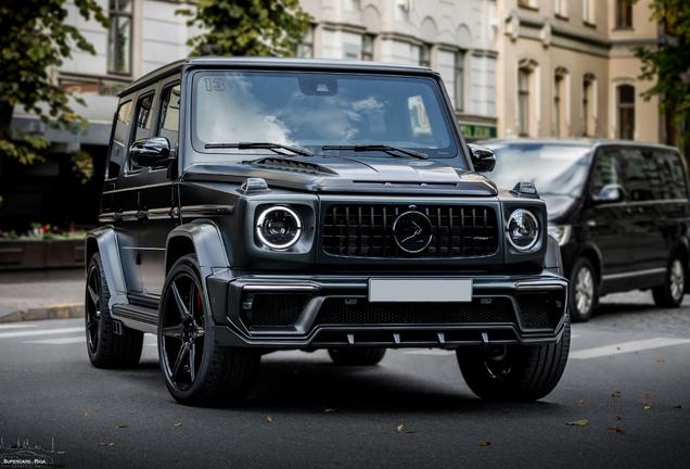 Mercedes-AMG TopCar Inferno G 63 W463 2018 Edition 1