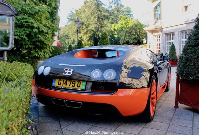 BugattiVeyron 16.4 Super Sport L'Edition Spéciale Record du Monde