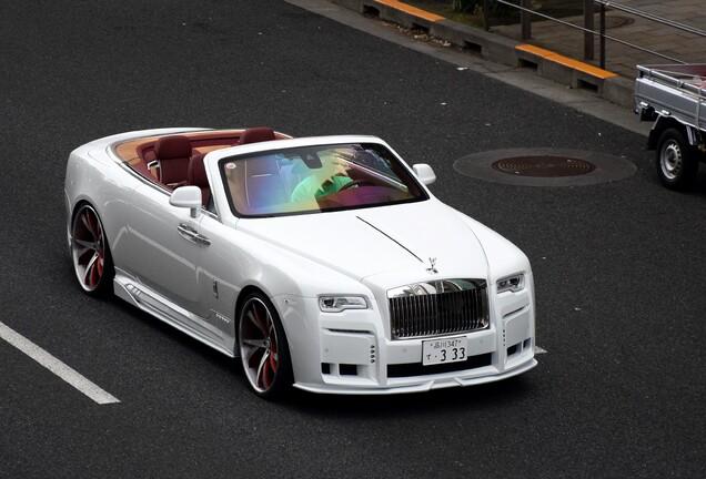 Rolls-RoyceWALD Dawn Black Bison Edition