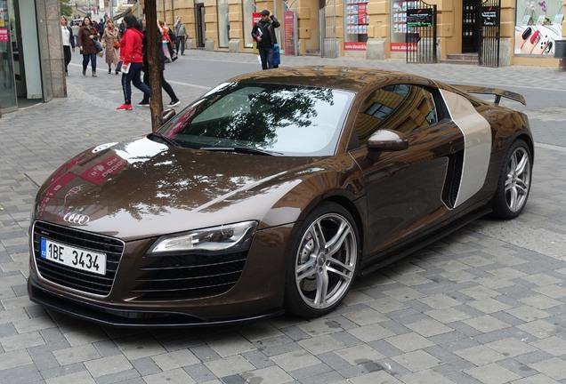 Audi R8 Maxton Design