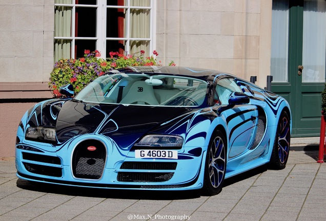 BugattiVeyron 16.4 Super Sport Le Saphir Bleu