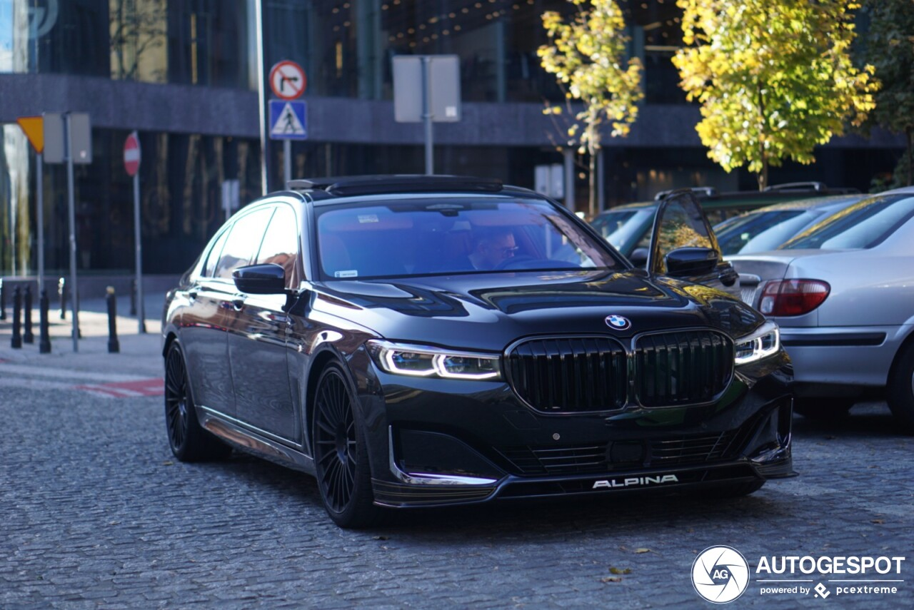 Alpina B7 Biturbo 2020 19 October 2019 Autogespot