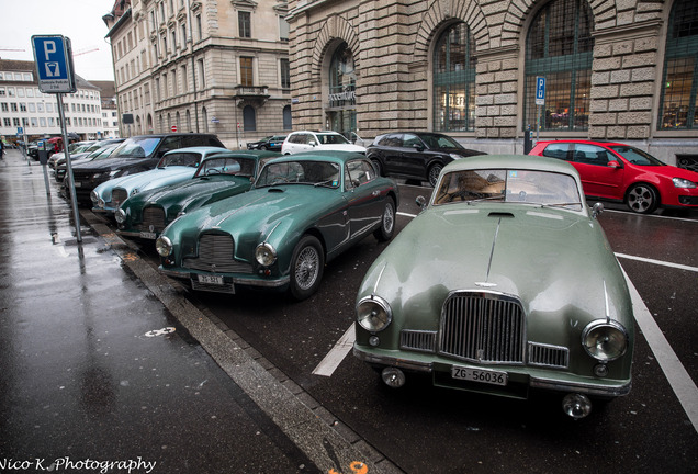 Aston Martin DB2 1st Sanction