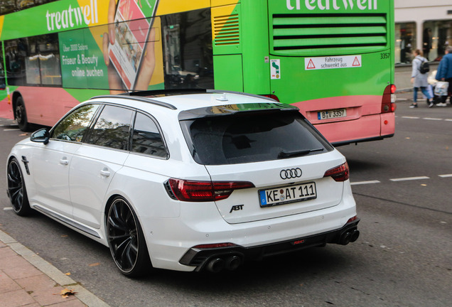 Audi ABT RS4 Plus Avant B9