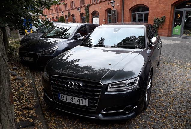 Audi S8 D4 2014