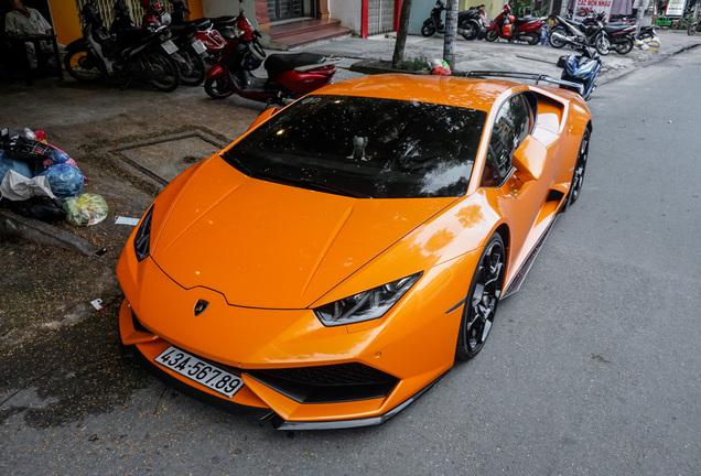Lamborghini Huracán LP610-4 Vorsteiner Verona Edizione