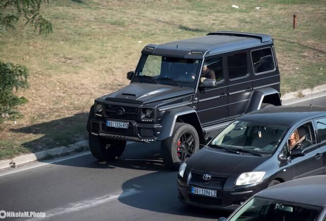 Mercedes-Benz Brabus G 500 4x4² B40-500