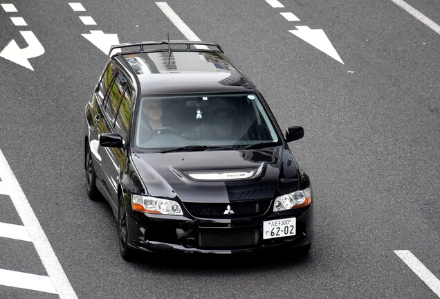 Mitsubishi Lancer Evolution IX MR Wagon