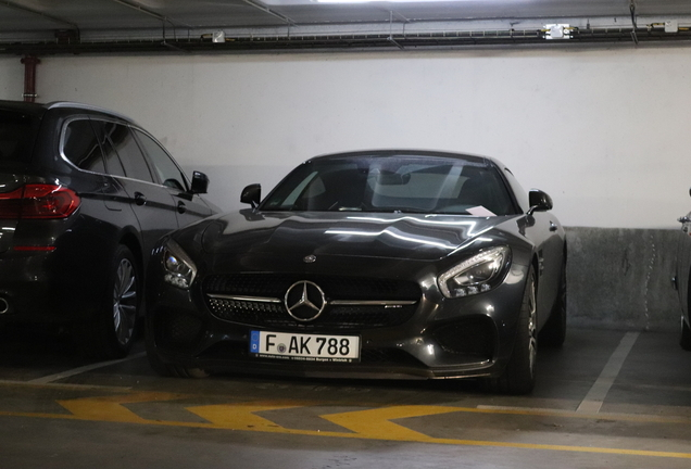 Mercedes-AMG GT S C190