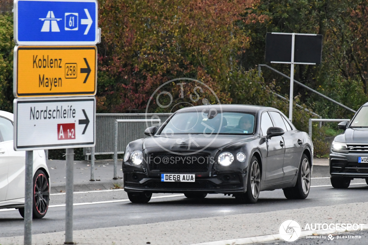 2018 Bentley Continental Flying Spur 64