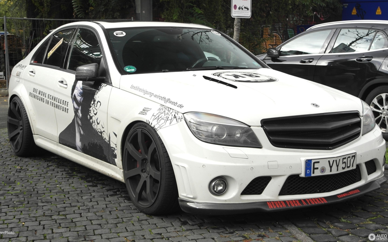 Mercedes-Benz C 63 AMG W204 Moshammer