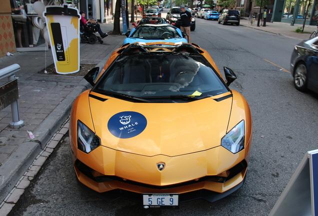 LamborghiniAventador S LP740-4 Roadster