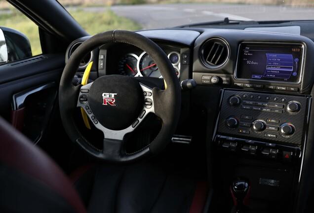 Nissan GT-R 2016 Black Edition
