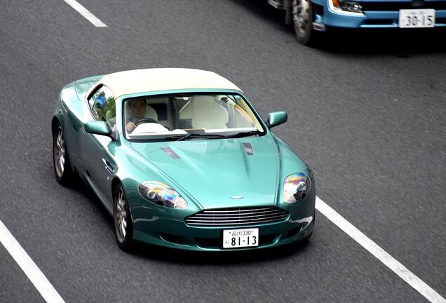 Aston MartinDB9 Volante