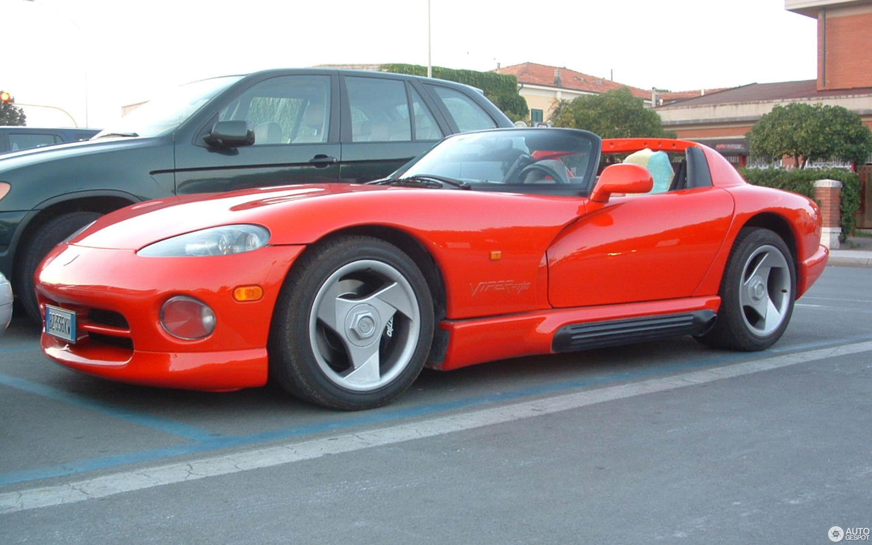 Dodge Viper RT/10 1992
