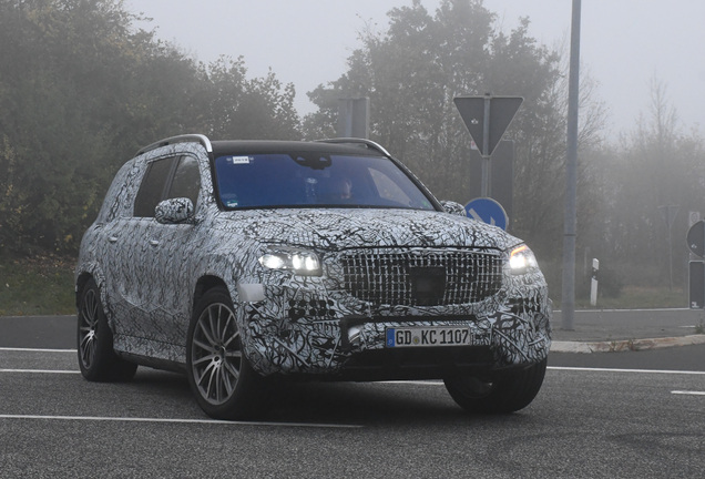Mercedes-Maybach GLS 2021