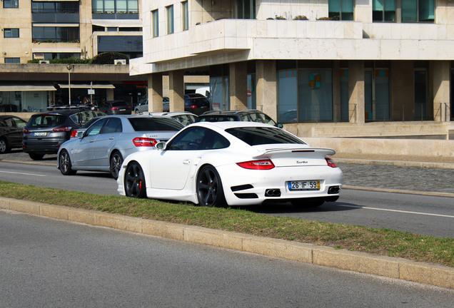Porsche 997 Turbo Techart MkI