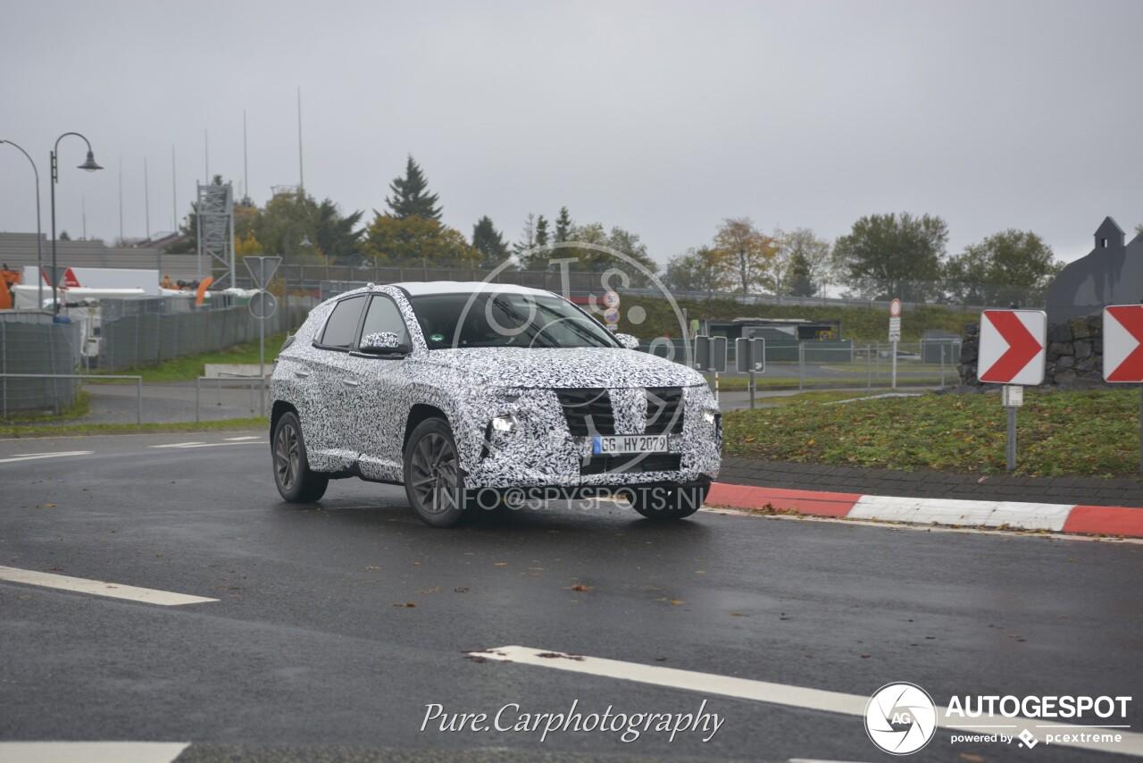 2021 Hyundai Tucson 7