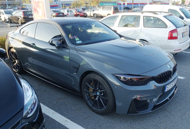 BMW M4 F82 Coupé 2017 Edition Performance