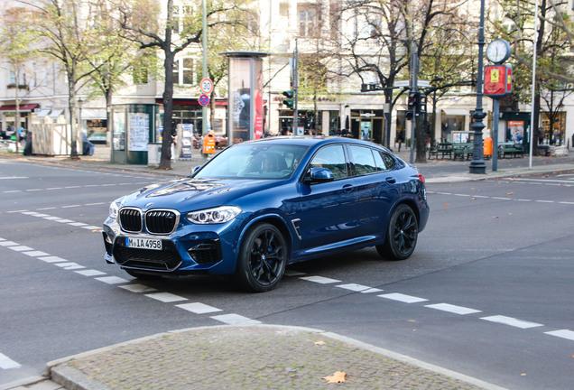 BMW X4 M F98